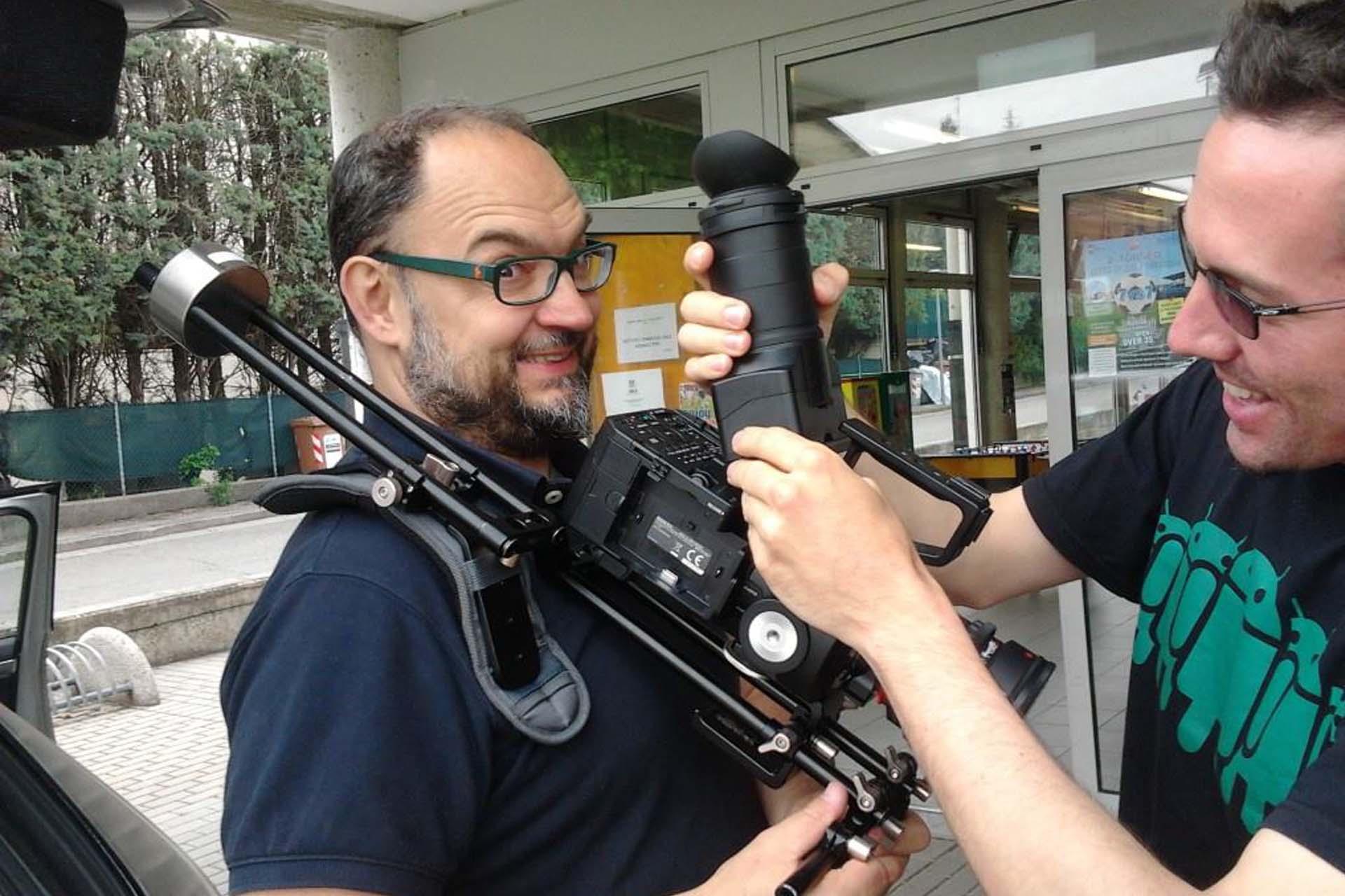 video timelapse per cantieri - timecam.it