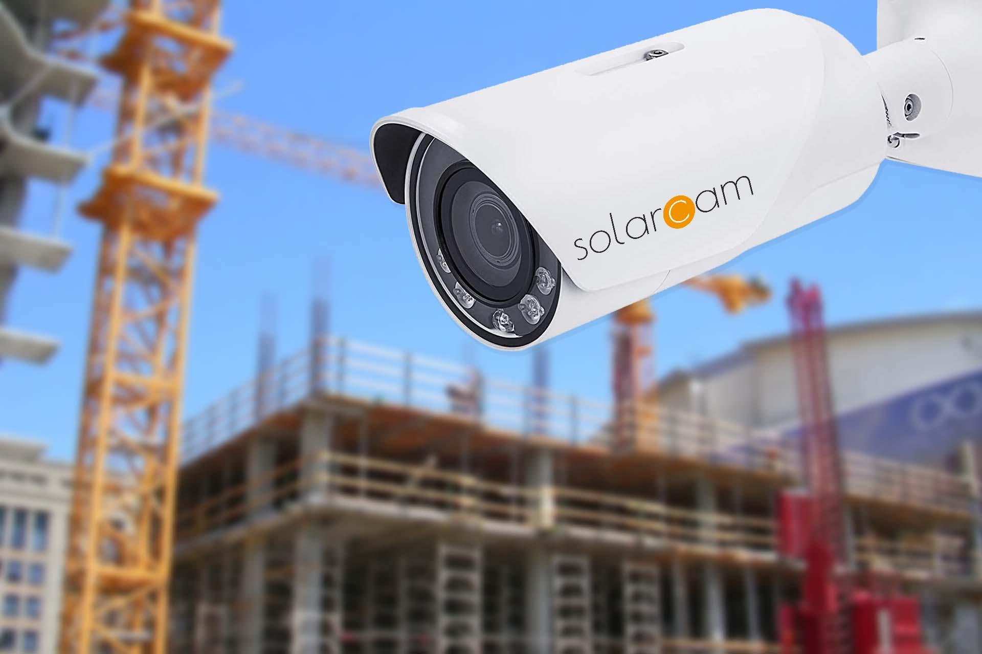 solarcam la telecamera per timelapse a pannello solare
